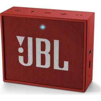 JBL GO Rojo Altavoz Bluetooth Con Bateria