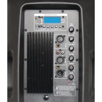 Vonyx AP1500ABT Altavoz Activo 15