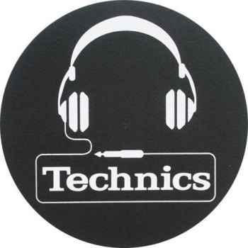 Zomo Slipmat Technics Kopfhorer (Doppelpack)