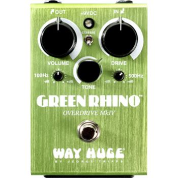 Dunlop Way Huge WHE207 Green Rhino Overdrive MkIV
