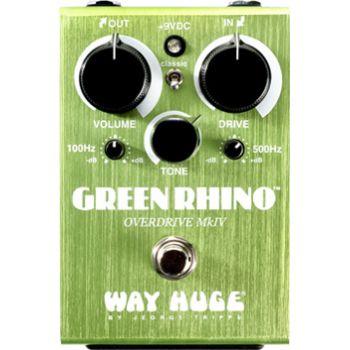 Dunlop Way Huge WHE207 Green Rhino Overdrive MkIV