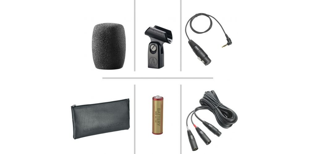 AUDIO TECHNICA AT 8022 Micrófono estereo X/Y