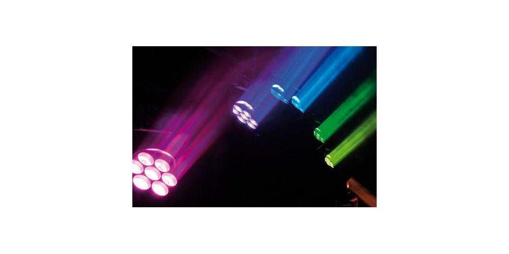 showtec phantom 70 led beam 40051 fxrgb