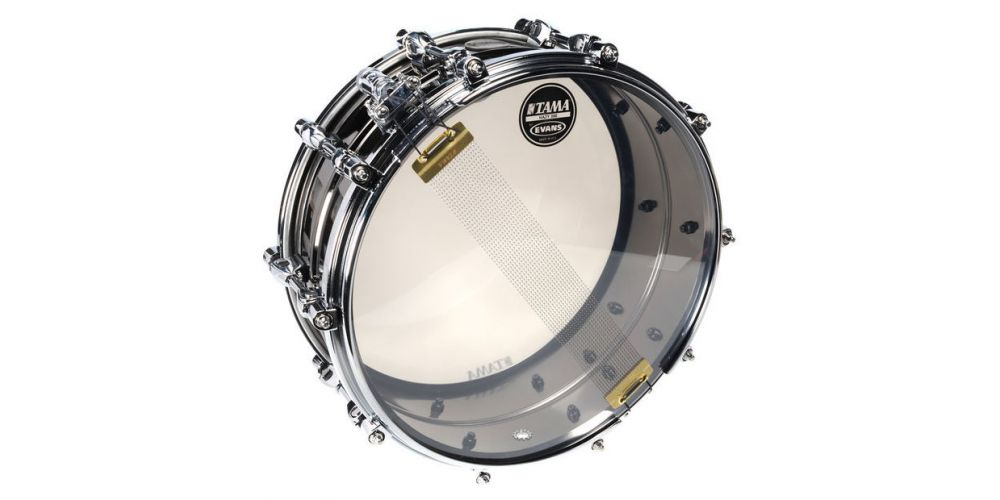 tama pst 146 black nickel parches