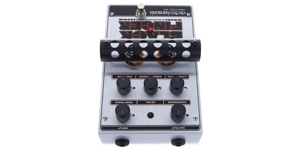 electro harmonix classic black finger compresor 2