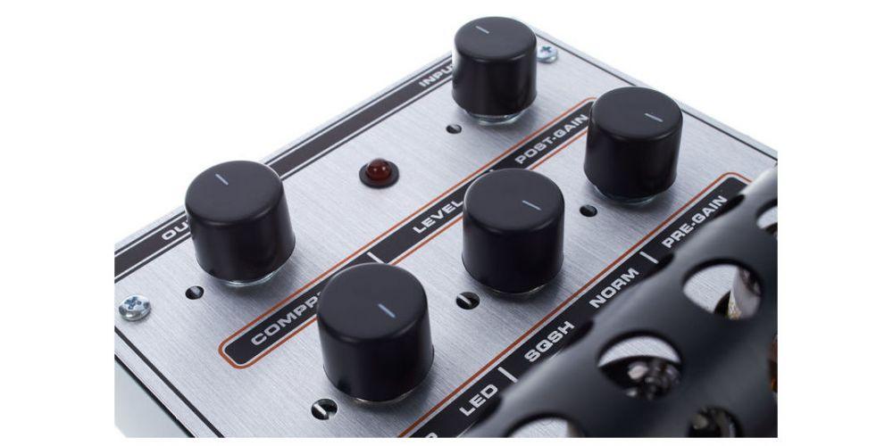electro harmonix classic black finger compresor 6