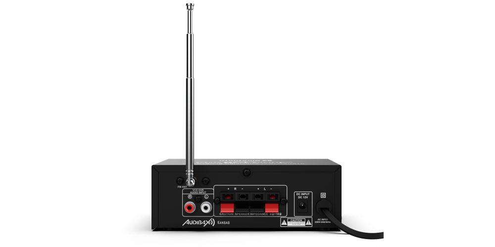 comprar audibax kansas oferta ampli conexiones