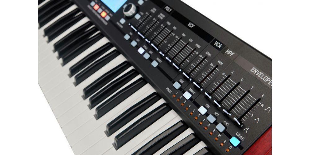 behringer deepmind 12 sintetizador