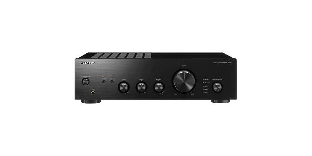 pioneer a 10ae b stereo verstaerker 2 x 50 w schwarz