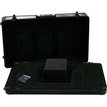 Walkasse WMC-ALSX Flight case aluminio universal L Ruedas y trolley