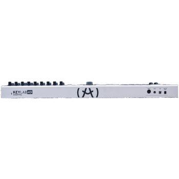 Arturia Keylab 49 Essential Teclado controlador MIDI Blanco