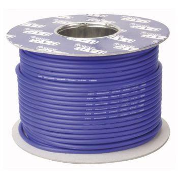DAP Audio DIG-110 AES-EBU Bobina de cable digital azul de 110 Ohm de 100m