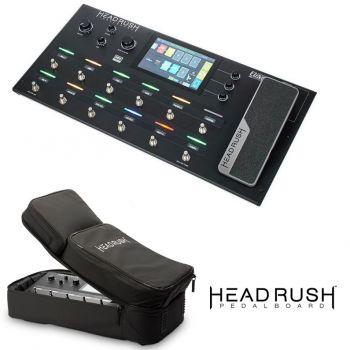 HeadRush Pedalboard + HeadRush BACKPACK Mochila Bundle
