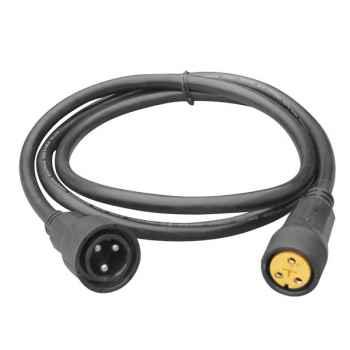 Showtec IP65 Power extension cable for Spectral Series Cable eléctrico 43602