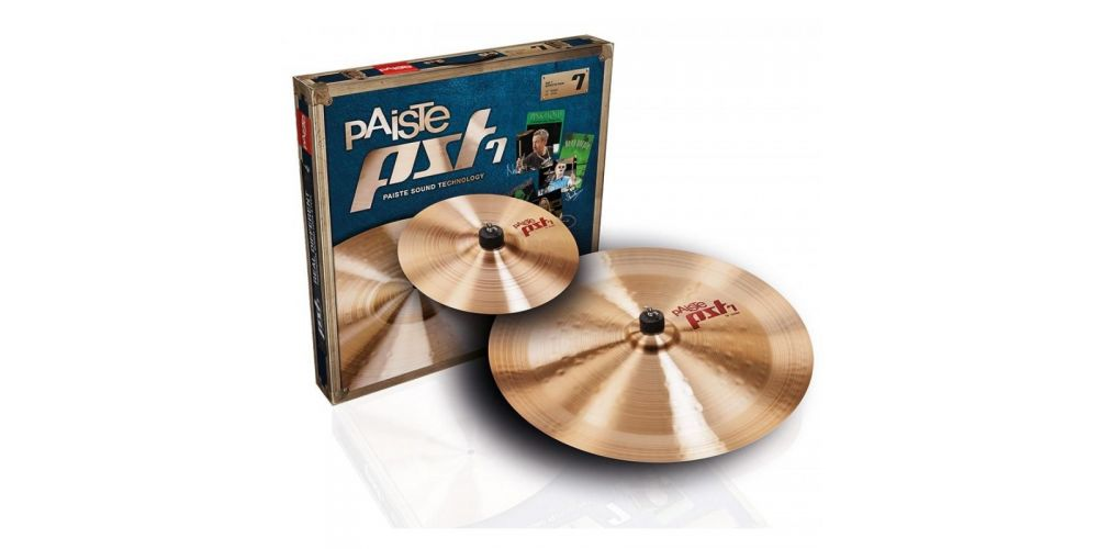 Paiste PST 7 EFFECTS PACK 10 18