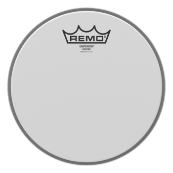 Remo 10 Emperor Coated BE-0110-00