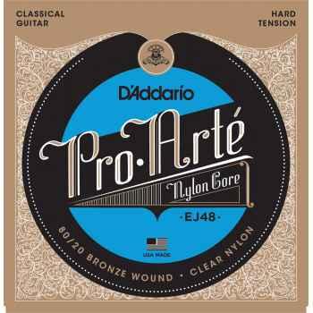 D´addario EJ48 - Pro Arte Gold cuerdas para guitarra Clasica