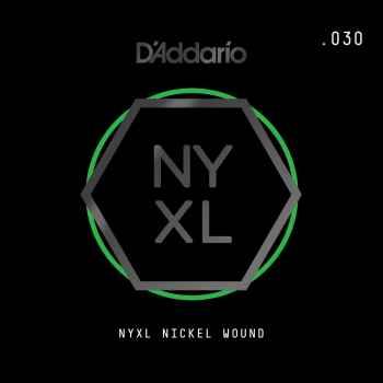 D´addario NYNW030 Cuerda Suelta para Guitarra Eléctrica