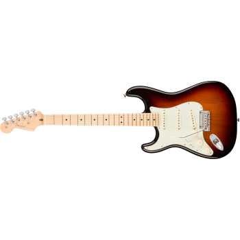 Fender American Pro Stratocaster Left-Hand Maple Fingerboard 3-Color Sunburst