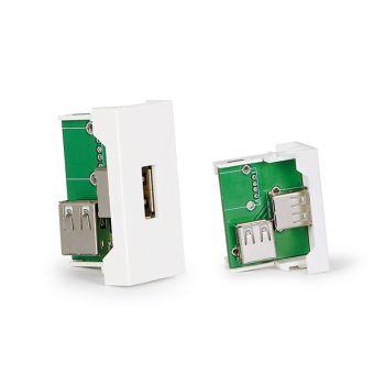 Fonestar WP-47U Panel de conexión USB A
