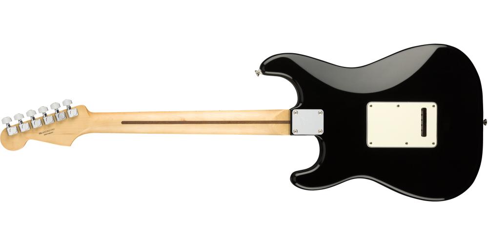 Fender Player Series Strat HSS MN BLK back+