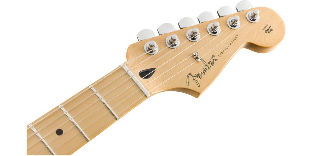 Fender Player Series Strat HSS MN BLK back mastil