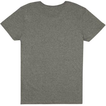 Fender Spaghetti Logo Mens Tee, Grey, XXL