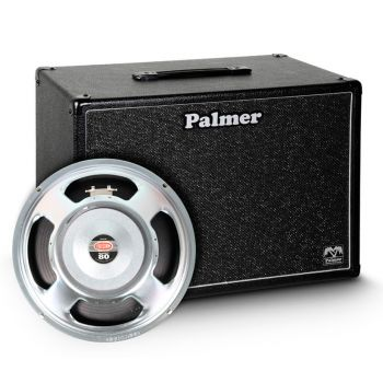 Palmer CAB 112 S80. Amplificador de Guitarra Eléctrica