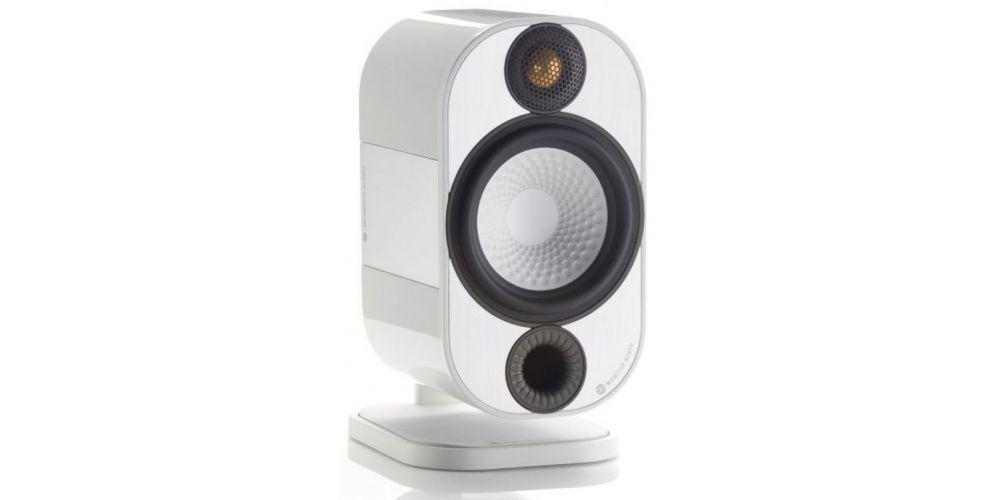 monitor audio a10 white tapa blanco