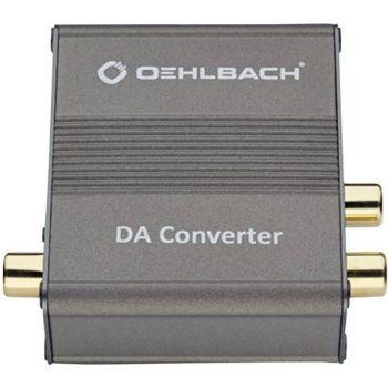 OEHLBACH DA CONVERTER DIGI BRIDGE Convertidor de audio digital a analógico