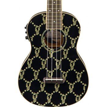 Fender Billie Eilish Ukelele Black Walnut. Ukelele Concerto
