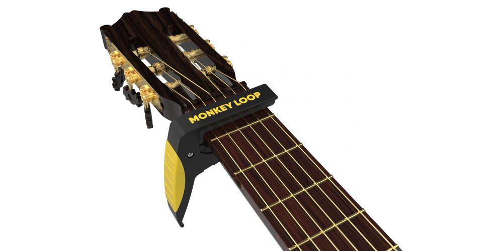 monkey loop prime capo cl cejilla guitarra clasica oferta