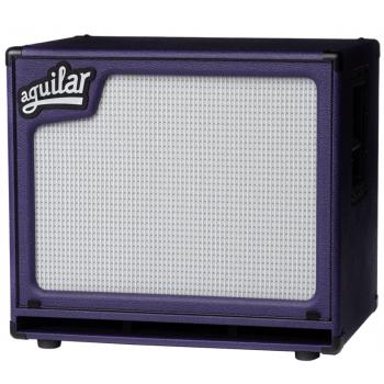 Aguilar SL115X4-RP Pantalla Bajo 400w 4 Ohms Royal Purple