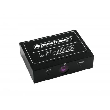 Omnitronic LH-125 Controlador Remoto de Volumen