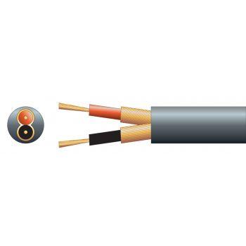 Mercury Bobina Coaxial para Micrófono 6.5mm 100 Metros
