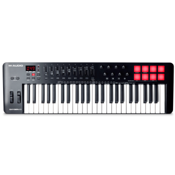M-Audio Oxygen 49 MK5 Teclado Controlador USB/MIDI