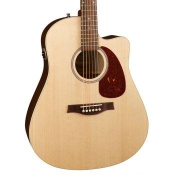 SEAGULL Coastline Slim CW Spruce QIT. Guitarra Acústica + Funda
