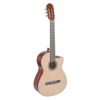 Gewa PS510390 Guitarra Clásica Electroacústica BasicPlus E-Acústica Natura