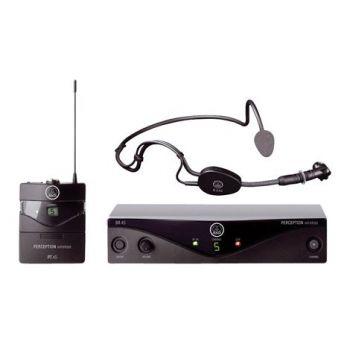 AKG WMS-45 PT SPORT Microfono Inalambrico Diadema WMS45-PT