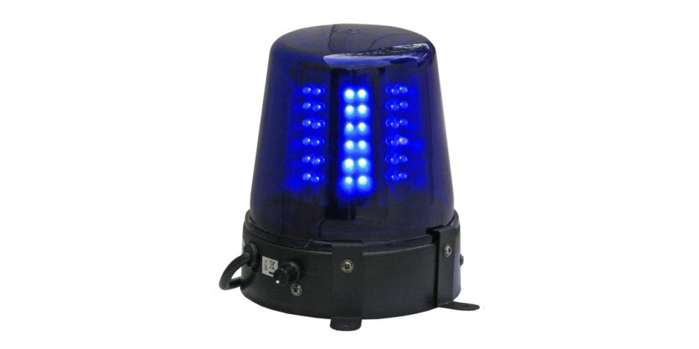 LED POLICE AZUL