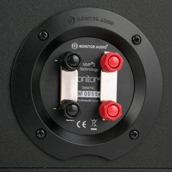 MONITOR AUDIO MR2 Altavoz Monitor Reference 2 Series Pareja Black