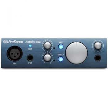 Presonus AUDIOBOX IONE Interface de Audio