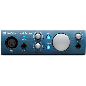 Presonus AUDIOBOX IONE USB 2.0 audio interface for iPad y PC