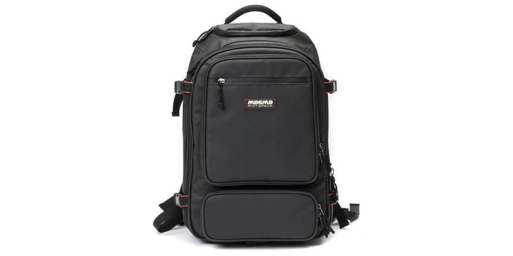 mochila magma riot dj backpack