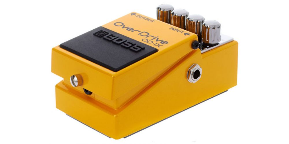 Boss OD 1X Pedal Overdrive