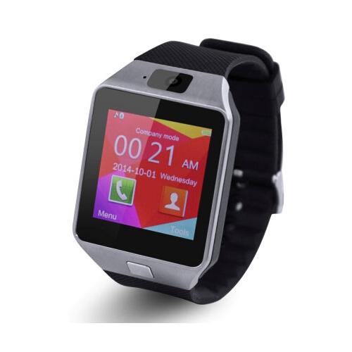 SWISS SMART GLARIS Smartwatch Bluetooth..