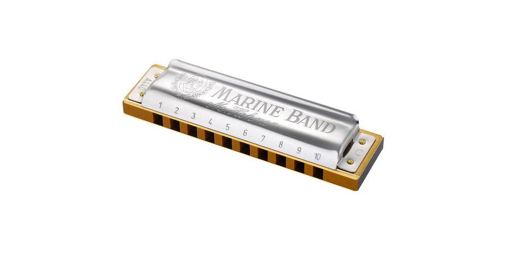 comprar hohner armon marine band 1896 20cx