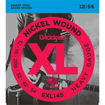 D Addario EXL-145 (012-054) Cuerdas Guitarra Eléctrica