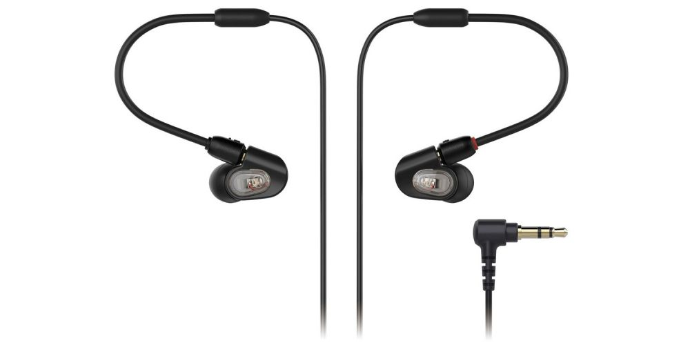 Audio Technica ATH E50 Auricular Profesional Monitor In-Ear
