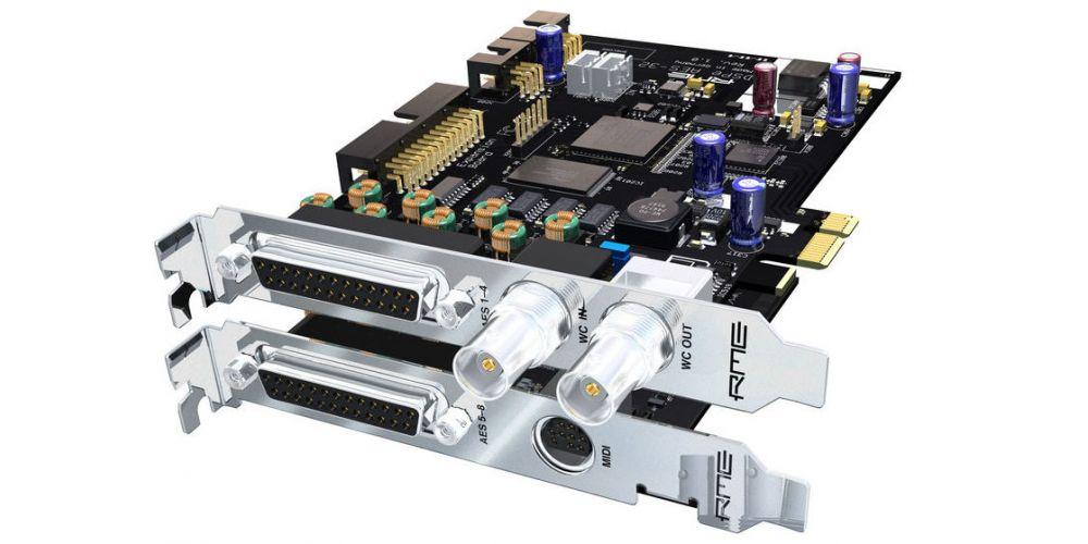 RME HDSPE-AES Interfaz de Audio PCI-Express